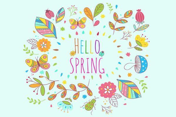 Hello Spring1100